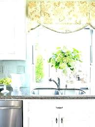 valance ideas for kitchen windows bay window valance ideas kitchen window valances window valance