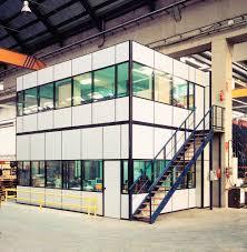 storage platform mezzanine mecalux