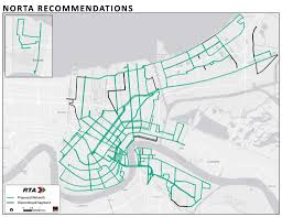 New Orleans Transit Map by Take A Look At Maps Of New Orleans U0027 Possible New Bus Routes Nola Com
