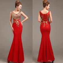 popular rhinestone prom dresses red buy cheap rhinestone prom