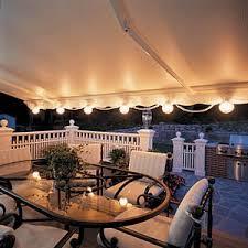 Patio Lights Sunsetter Patio Lights Patio Deck Lights
