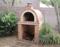 backyard pizza oven patio contemporary with bar concrete bar
