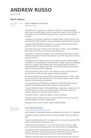 Footlocker Resume Excellent Scientist Resume 90 For Your Good Resume Objectives With