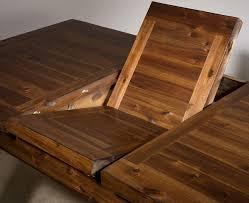Acacia Wood Dining Table Rustic Acacia Wood Large Extending Dining Table Oak Furniture Uk