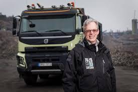 volvo trucks sweden volvo trucks setting a new standard in construction youtube