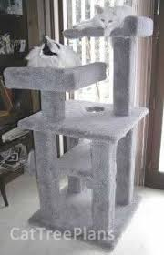 Free Diy Cat Tree Plans by Free Diy Woodworking Plans To Build A Cat Tree Free Cat Tree Plan