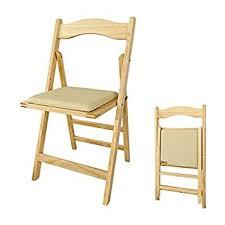 chaise de pliante sobuy fst06 n chaise pliante avec assise rembourrée chaise pliable