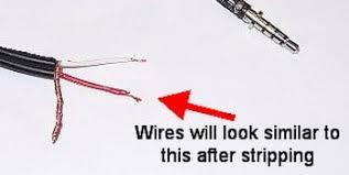 how to easily fix a pair of headphones when the audio is only