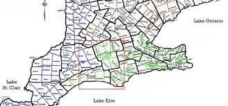 Map Of Ontario Map Of Ontario Canada Counties You Can See A Map Of Many Places