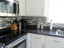peel and stick backsplash for kitchen white peel and stick backsplash stunning simple home design interior
