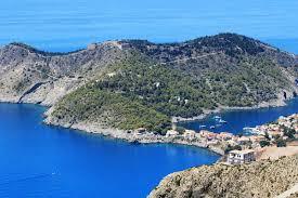Kefalonia Greece Map by Assos Castle Wikipedia