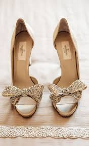 wedding shoes gold wedding shoe ideas stunning wedding shoes with bow detail