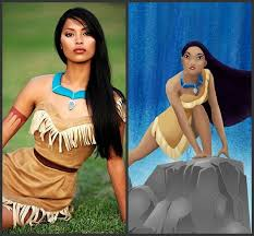 Womens Pocahontas Halloween Costumes Aliexpress Buy Girls Bueaty Princess Pocahontas Indian