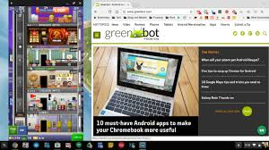 chromebook android the best android for your chromebook greenbot