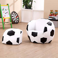 Armchair For Toddlers Football Sofas U0026 Armchairs For Children Ebay
