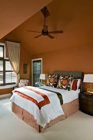 brown and orange bedroom ideas interesting bedroom cheerful