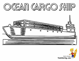 mega tanker ship printables supertankers free ship coloring