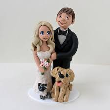dog cake topper cat wedding cake topper products on wanelo