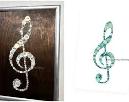 Music Note Decor Music Notes Decor Etsy