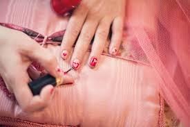 pedicure com inspiring beautiful nails
