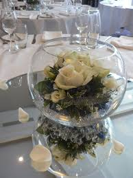 centerpiece bowls for tables laurel weddings flowers goldfish bowl table centre www