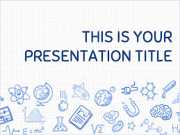 free children powerpoint templates free presentation template playful science