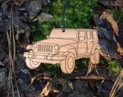 jeep ornament etsy