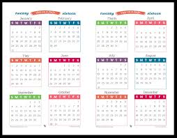 printable calendar year on one page year long calendar template gidiye redformapolitica co