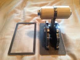 Steampunk Home Decor Ideas Steampunk Light Switch Cover W Lever U0026 Wooden Par Puzzlepros
