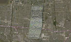 Map Of City Park New Orleans by Mapping Large Areas Drones Create High Resolution Map Of 1 300