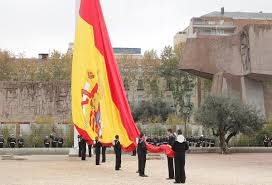 The Flag In Spanish Forces Operations Blogspanish Armed Forces Day Forces Operations