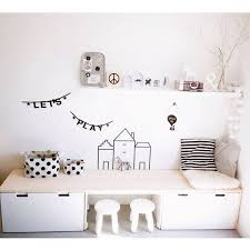 ikea stickers chambre 306 best chambre enfant images on child room bedrooms