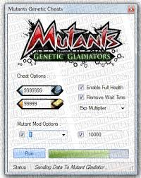 mutants genetic gladiators apk mutants genetic gladiator cheats