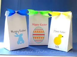 easter bags printable easter bags