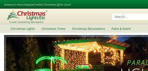 Christmas Lights Etc Christmaslightsetc Reviews 1 Review Of Christmaslightsetc Com