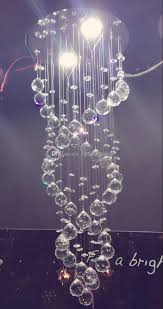 2017 factory direct home crystal lamp hanging ladder round dining