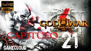 god of war iii remastered online game play 1080p hd youtube
