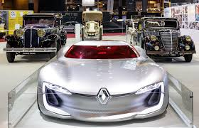 renault trezor renault trezor is a very contemporary concept dyler