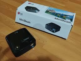 best new electronics best offer lg minibeam projector ph150b brand new electronics