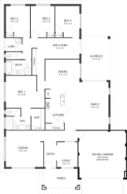 4 br house plans 4 bedroom house plans fallacio us arresting simple corglife