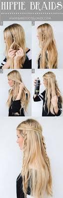 long hair equals hippie 22 stunning braid hairstyles for long hair hippie braids easy