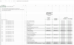 Sample Financial Report 3 On Spec Getting To Know The Sample Financial Statements Sage