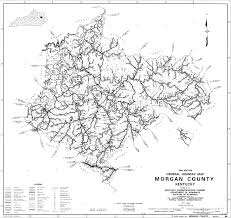 Show Me A Map Of West Virginia by State And County Maps Of Kentucky