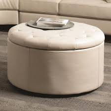 Coffee Table Ottomans With Storage by Ottomans Storage Ottoman Ikea White Leather Ottoman Coffee Table
