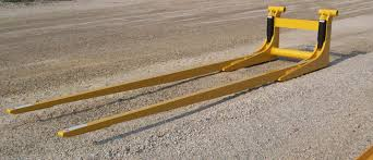 long forks in auto salvage forklift attachments sas forks