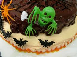 Halloween Chocolate Cake Recipe Food And Thrift Halloween Birthday Cake And Fun Celebration