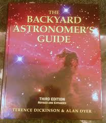 backyard astronomers guide the backyard astronomer s guide book review observing books