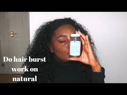 does hair burst work details of hairburst