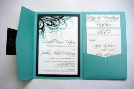 and black wedding invitations wedding invitation template aqua blue yaseen for