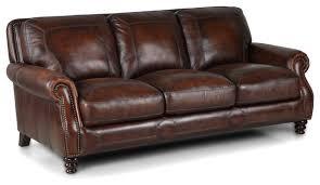 Small Traditional Sofas Living Room Simon Li Bella Leather Sofa Brambil Chair 1c 401c Afw
